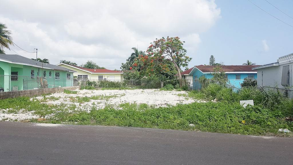 Acreage / Land / Lots for Sale at Nassau Bahamas Pyfroms Addition, Nassau New Providence Bahamas