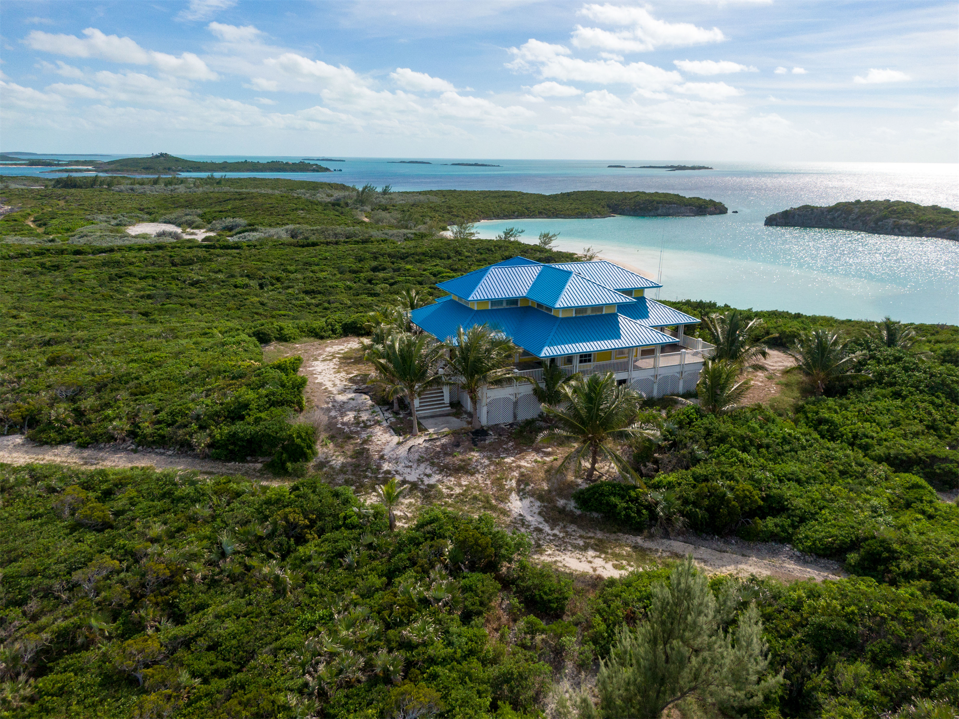 18. Private Islands for Sale at Exuma Cays, Exuma Bahamas