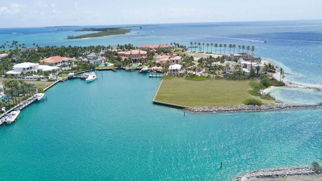 Land for Sale at Ocean Club Estates, Nassau And Paradise Island Bahamas