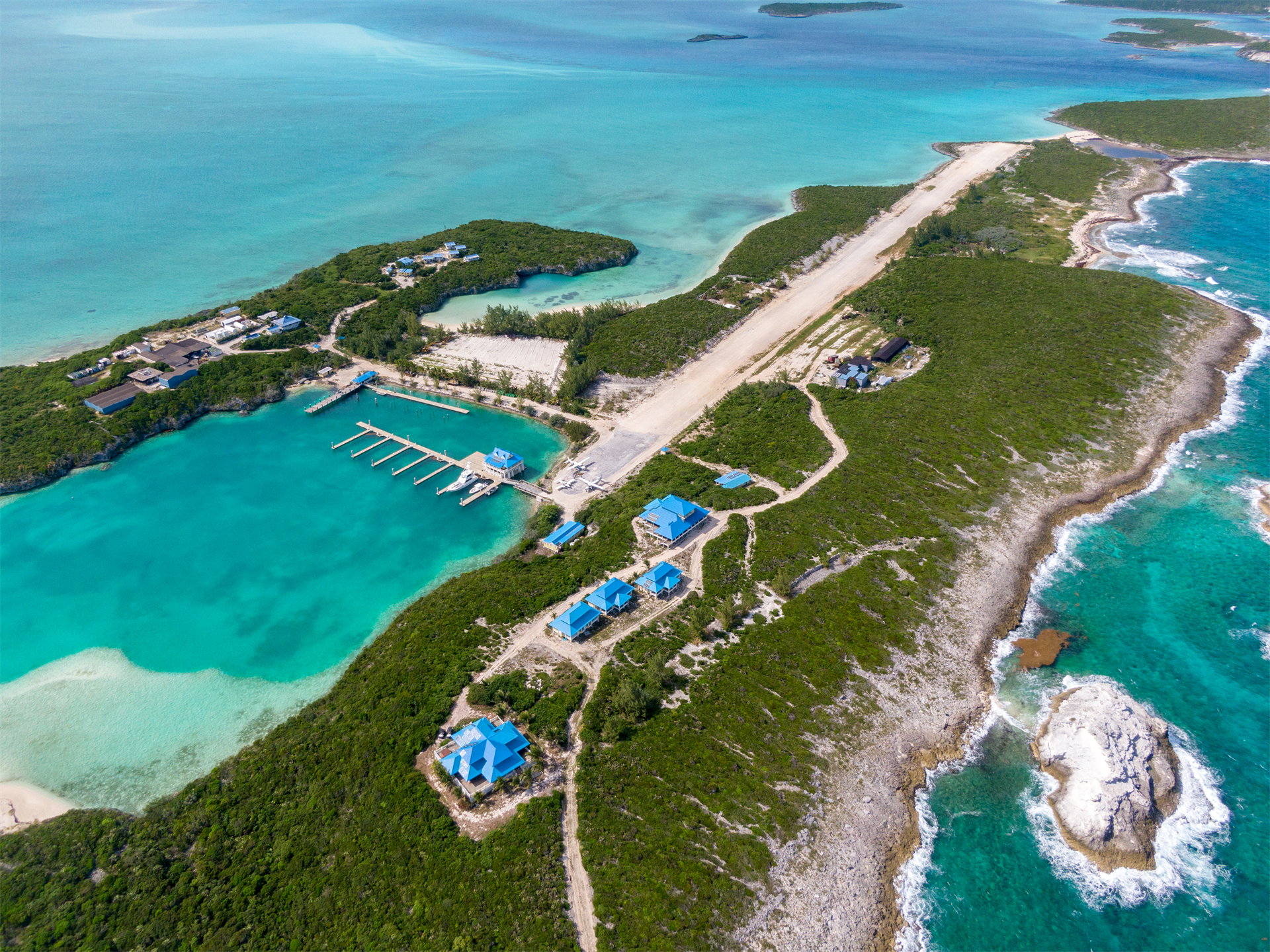 3. Private Islands for Sale at Exuma Cays, Exuma Bahamas