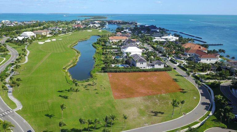 Vacant land at Ocean Club Estates, Nassau And Paradise Island Bahamas