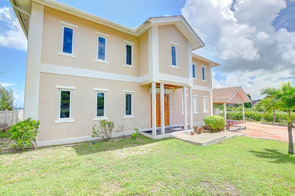 Single Family for Sale at Saffron Hill Elevated Home Saffron Hill, West Bay Street, Nassau And Paradise Island Bahamas