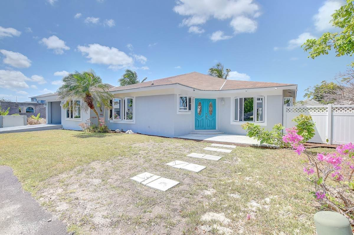 Single Family Homes for Sale at Twynam Heights , Subdivision Lot# 131 Nassau, New Providence Bahamas