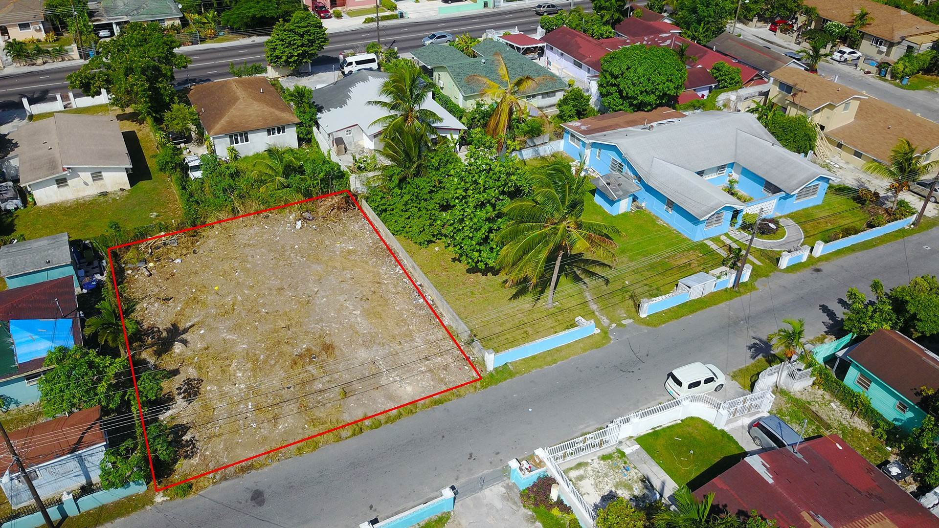 Acreage / Land / Lots for Sale at Highbury Park Multi-Family Lot Prince Charles Drive, Nassau And Paradise Island Bahamas