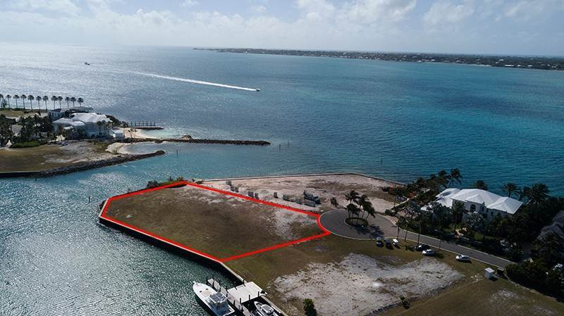 Vacant land for Sale at Ocean Club Estates Lot# 93 Nassau, Nassau And Paradise Island Bahamas